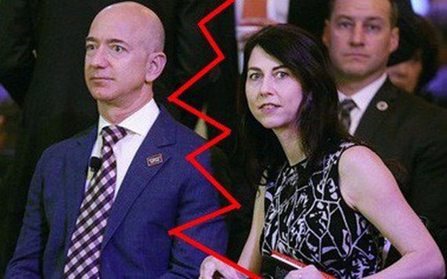 """Tỷ phú Jeff Bezos """"biết ơn"""" vợ cũ sau vụ ly hôn đắt giá nhất thế giới: Tôi luôn học hỏi được nhiều điều từ cô ấy, hy vọng chúng tôi vẫn là những người bạn"""