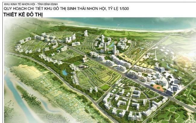 Bộ Xây dựng nói gì về dự án hơn 34ha của Phát Đạt tại Bình Định?