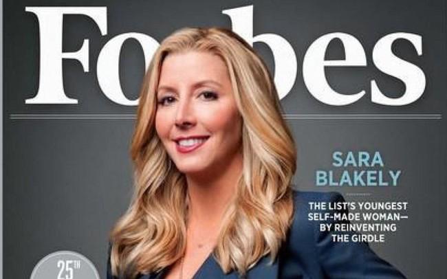 """Từ nhân viên bán máy fax dạo đến nữ tỷ phú, Sara Blakely là minh chứng hùng hồn cho việc: """"Đổ mồ hôi sôi nước mắt"""" và không sợ thất bại, bạn nhất định thành công!"""