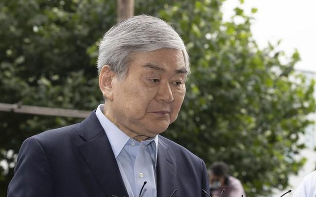 Chủ tịch Korean Air qua đời vài ngày sau khi mất chức