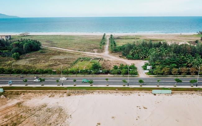 Đà Nẵng: Đầu tư 14 tỷ đồng lối xuống biển giữa Furama Resort và khu Ariyana