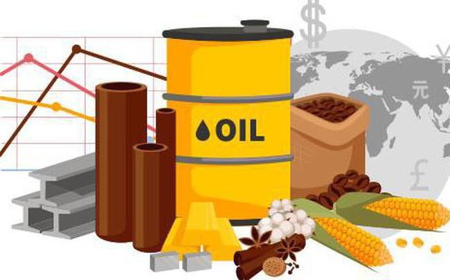 Thị trường ngày 15/5: Giá dầu tăng trở lại, thép thấp nhất 5 tuần