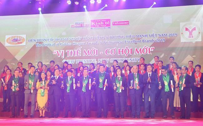 Vietcombank lọt top 10 thương hiệu mạnh Việt Nam 2019