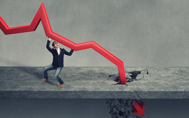 """Phiên 9/4: Khối ngoại bán ròng mạnh nhất trong hơn 1 tháng, Vn-Index """"thủng"""" mốc 990 điểm"""