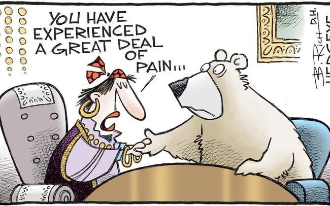 """[Điểm nóng TTCK tuần 06/05-12/05] """"Bóng ma"""" chiến tranh thương mại ám ảnh thị trường"""