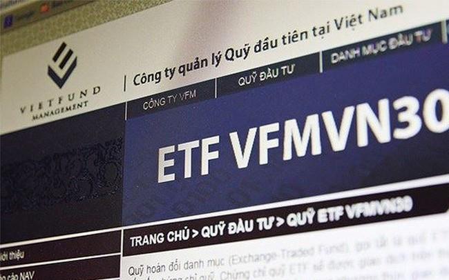 Quỹ ETF VFMVN30 quy mô gần 6.000 tỷ tăng tỷ trọng tiền mặt trong tháng 4, nắm giữ 4.600 hợp đồng phái sinh