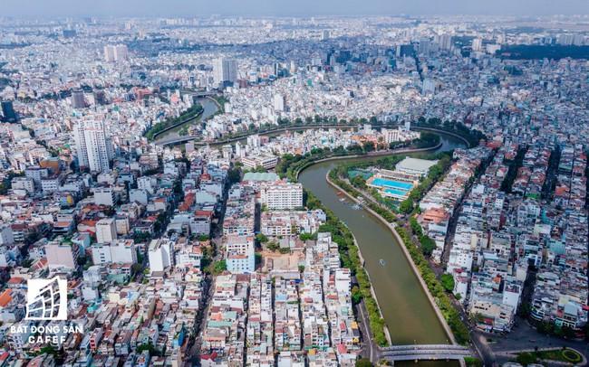 Hơn 110 ha dọc kênh Nhiêu Lộc - Thị Nghè sẽ được quy hoạch như thế nào?