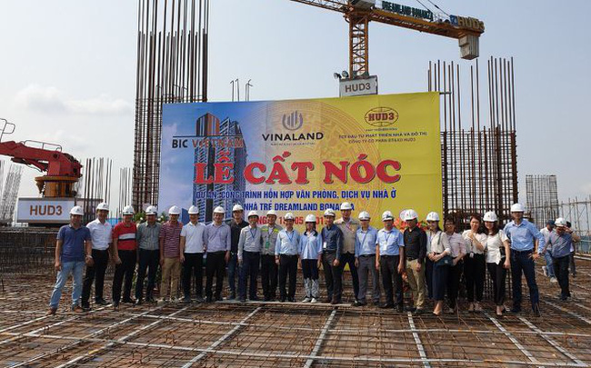 Hà Nội: Thêm dự án căn hộ trung tâm quận Cầu Giấy cất nóc - ảnh 1