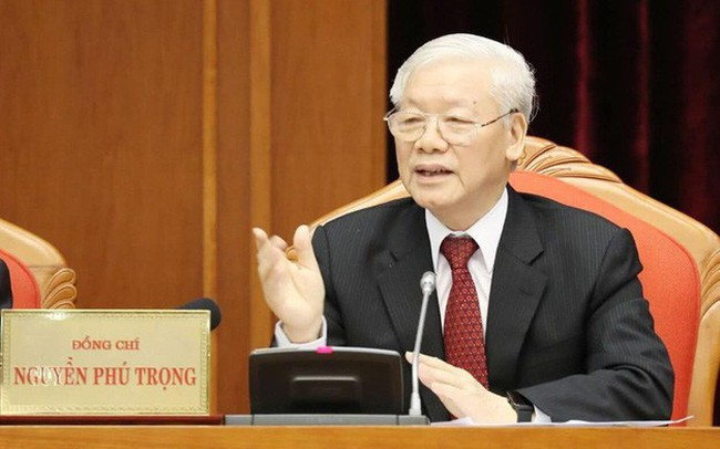 Tổng Bí thư, Chủ tịch nước Nguyễn Phú Trọng phát biểu khai mạc Hội nghị Trung ương - ảnh 1