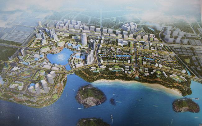 UBND tỉnh Quảng Ninh nói gì về ý tưởng quy hoạch khu đô thị 200ha tại Vân Đồn của Tập đoàn Doji?