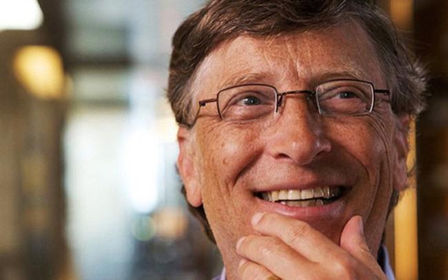 Những sự thật bất ngờ về khối tài sản kếch xù của Bill Gates