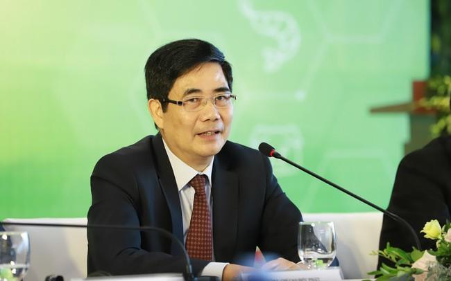 Ông Cao Đức Phát: Muốn phát triển nông nghiệp vững mạnh, vai trò hạt nhân phải thuộc về doanh nghiệp tư nhân