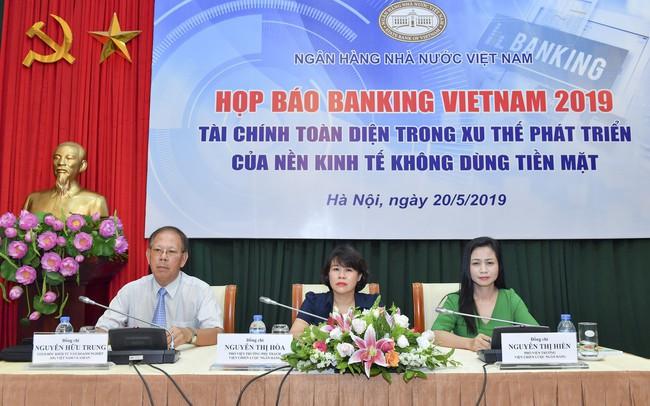 Sắp diễn ra sự kiện Banking Việt Nam 2019
