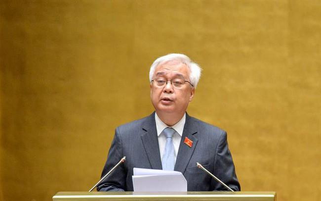 Giáo sư Phan Thanh Bình nêu 4 quan điểm lớn khi điều chỉnh Luật Giáo dục