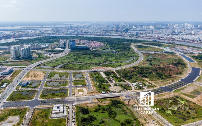 Xây dựng Trung tâm tài chính 5.000 tỷ đồng tại Thủ Thiêm