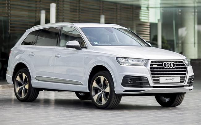 Audi triệu hồi 182 xe do nguy cơ lọt mùi xăng vào khoang lái