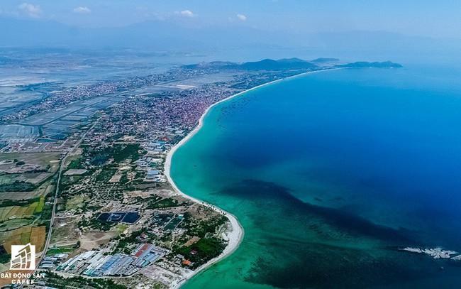 Mở lại giao dịch đất đai tại khu kinh tế Vân Phong
