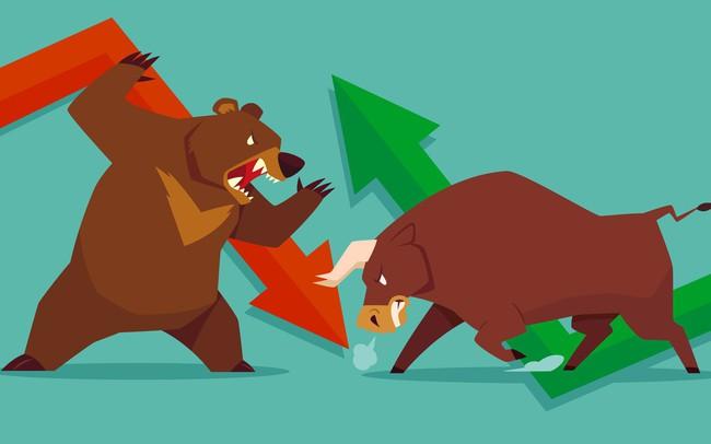 """Dòng tiền """"mất hút"""" khỏi thị trường, VN-Index mất mốc 970 điểm bất chấp sự khởi sắc của nhiều Bluechips"""