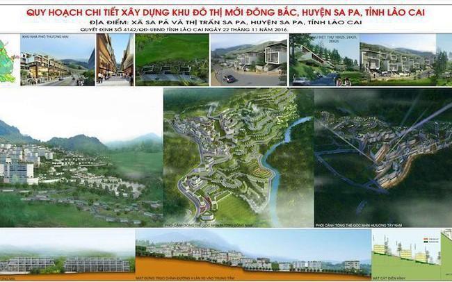 Lộ diện ông chủ siêu dự án khu đô thị 9.000 tỷ đồng tại Sapa, tham vọng thành