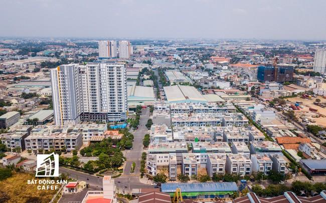 """""""Thời kỳ vàng"""" của thị trường bất động sản Bình Dương đang quay trở lại?"""
