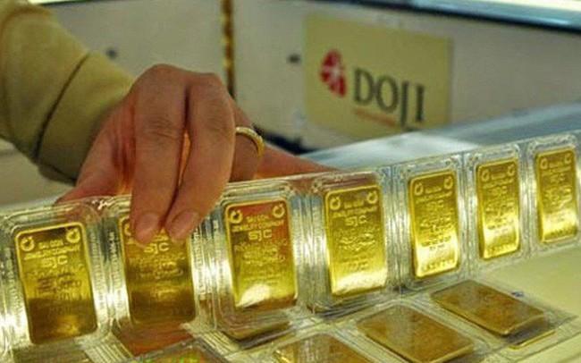 Giá vàng tăng mạnh sáng đầu tuần