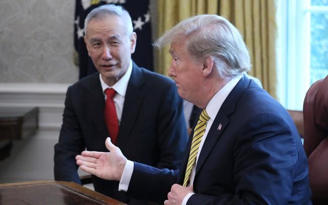"""Bloomberg: Tổng thống Trump nổi giận vì Trung Quốc """"trở mặt"""""""