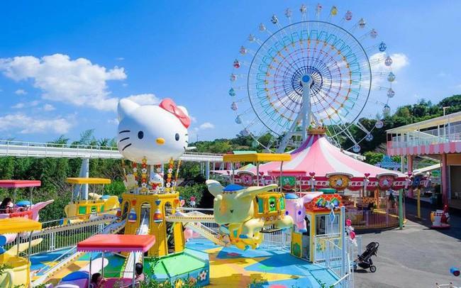 TPHCM sắp có công viên Hello Kitty