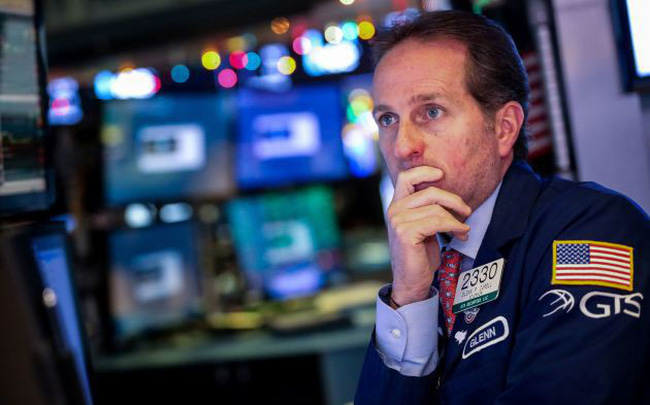 Chứng khoán Mỹ trồi sụt cả phiên, nhà đầu tư tiếp tục lo ngại về thoả thuận thương mại