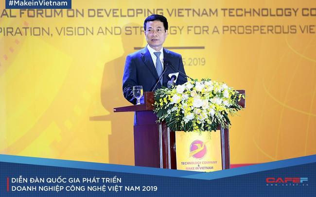 Bộ trưởng Nguyễn Mạnh Hùng: Trung Quốc có startup công nghệ sản xuất tên lửa tái sử dụng, tại sao kỹ sư Việt Nam không thể làm điều tương tự?