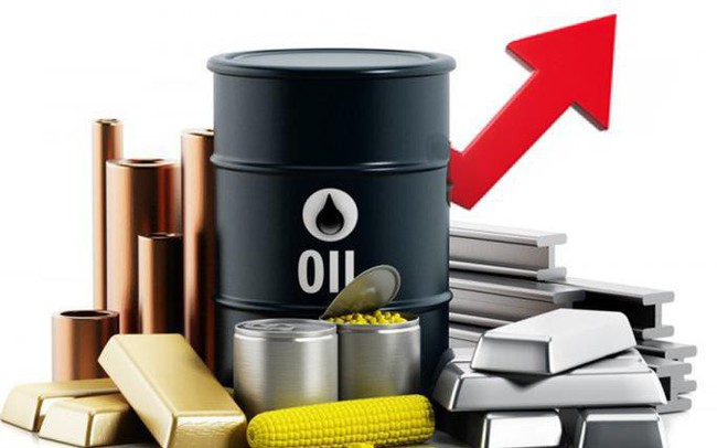 Thị trường ngày 9/4: Giá dầu và cà phê hồi phục, giá sữa tăng phiên thứ 11 liên tiếp
