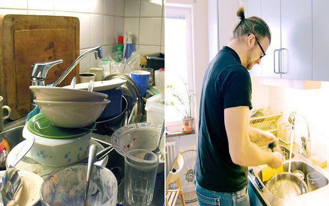 Khoa học chứng minh: Đàn ông nếu muốn sống lâu hơn thì hãy chịu khó giúp đỡ vợ việc nhà!