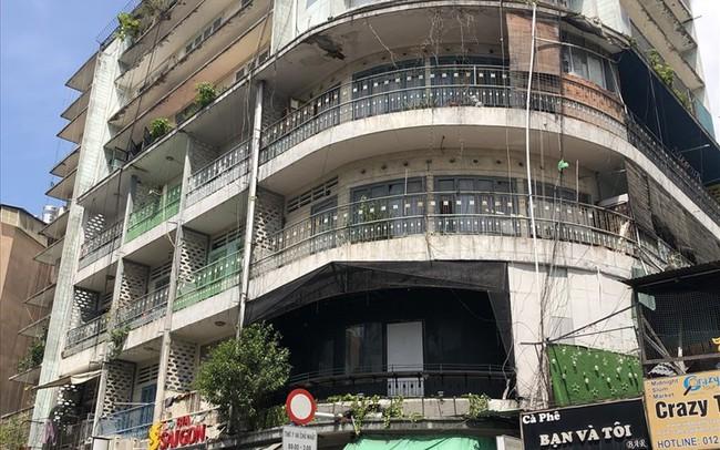 TPHCM di dời dân khỏi chung cư cũ: Nỗi lo ra đi không biết bao giờ được về