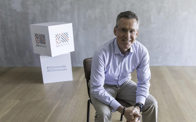 CEO quỹ đầu tư SGInnovate: Tôi không quan tâm nhiều đến startup kỳ lân, Việt Nam năng lực có, chỉ chờ thời!