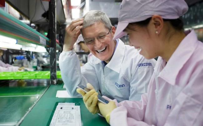 Apple, Foxconn sẵn sàng di dời cơ sở lắp ráp iPhone ra ngoài Trung Quốc - ảnh 1