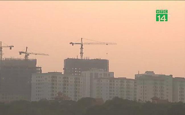 Không khí các tỉnh lân cận đang ô nhiễm hơn nội thành Hà Nội