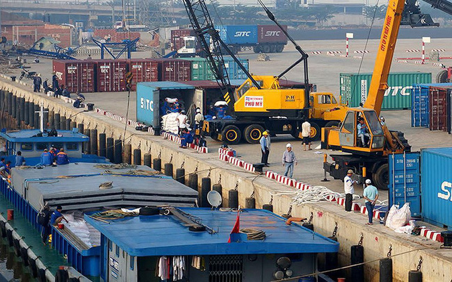 Cảng Phước An tiếp tục thua lỗ, Sonadezi quyết định thoái sạch vốn