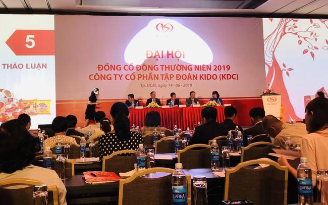 ĐHĐCĐ KIDO Group (KDC): Sẽ mở rộng tệp nhà cung cấp trong bối cảnh thị trường dầu biến động mạnh, mục tiêu xuất khẩu dầu nguyên chai sang thị trường nước ngoài