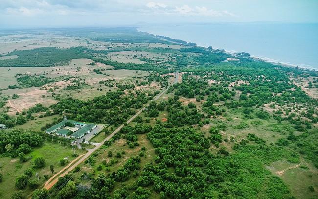 Quy hoạch xây dựng siêu đô thị 1.500ha trên đảo Gò Găng (TP Vũng Tàu)