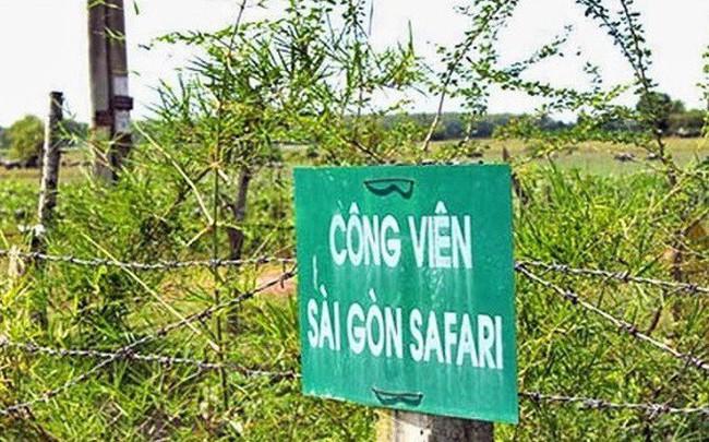 TP Hồ Chí Minh: Công bố kết luật thanh tra toàn diện dự án Sài Gòn Safari