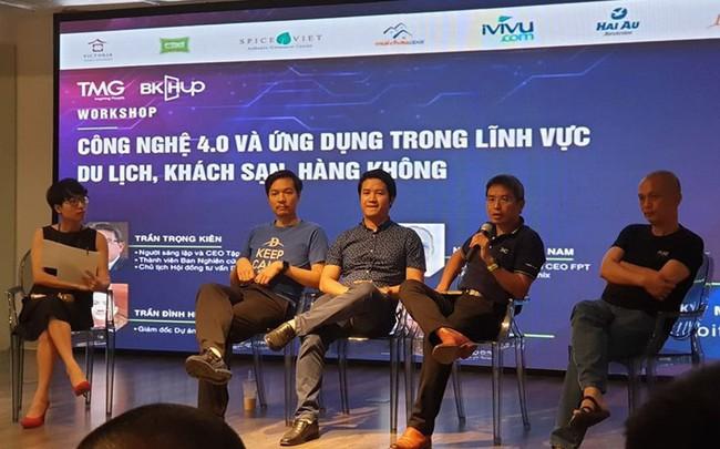 CEO Thiên Minh Group Trần Trọng Kiên kỳ vọng iVivu sẽ vượt Agoda trong 3 năm tới