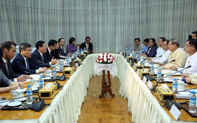 Myanmar mong các doanh nghiệp Việt Nam kiên nhẫn, hợp tác