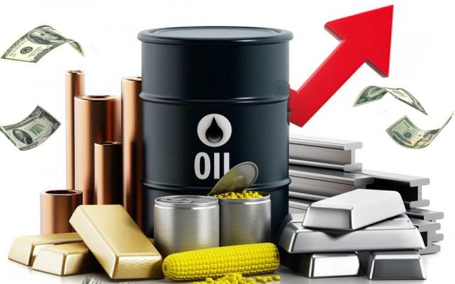 Thị trường ngày 19/6: Dầu, vàng, thép bật tăng, giá tiêu giảm hơn 3%, cà phê thấp nhất 3 tuần - ảnh 1
