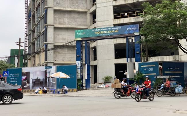 Hà Nội: Chung cư ế ẩm, môi giới tràn xuống đường