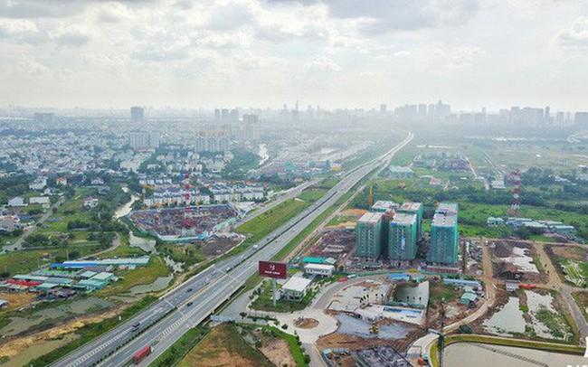 Tp.HCM và Hà Nội đứng đầu về số dự án điều chỉnh quy hoạch