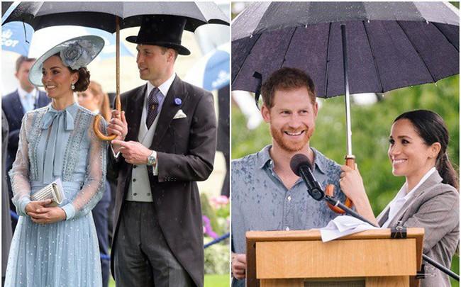 Sau vụ lùm xùm ngoại tình, Hoàng tử William hành động lãng mạn với Công nương Kate, so với nhà Meghan Markle vẫn khác nhau một trời một vực