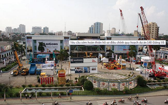Công ty con của Vingroup dự kiến tăng vốn thêm 12.200 tỷ để đầu tư dự án 148 Giảng Võ và Trung tâm triển lãm Quốc gia - ảnh 1