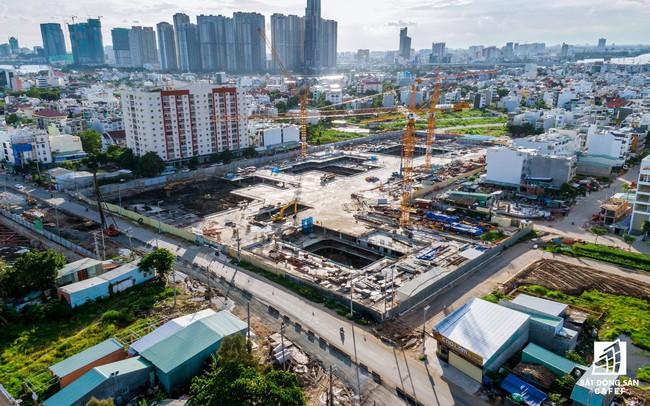 """Đại gia Đinh Trường Chinh - Chủ tịch HDTC: """"Chúng tôi đầu tư xây dựng dự án không cần phải xin phép"""""""