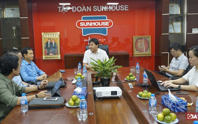 Shark Phú và 'ván bài lật ngửa' về thương hiệu Sunhouse - ảnh 1