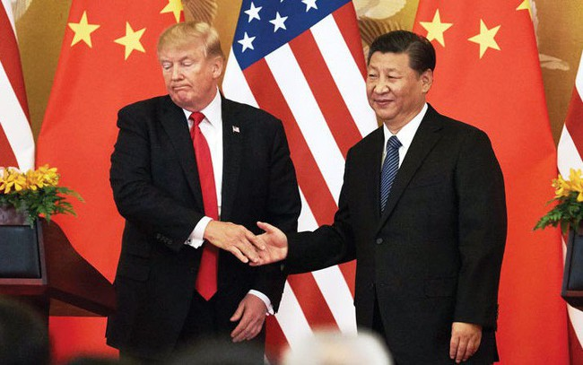 """Mối quan hệ cộng sinh """"Chimerica"""" kéo dài hàng thập kỷ của Mỹ và Trung Quốc đã đi đến hồi kết?"""