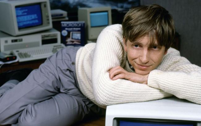 """Bill Gates: """"Khi ở tuổi 20, chắc chắn tôi sẽ rất chán ghét bản thân ở thời điểm hiện tại"""""""